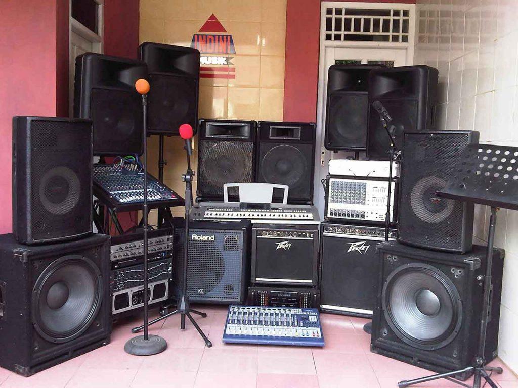 اجاره سیستم صوت در مراسمات