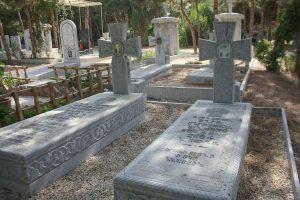 خرید و فروش قبر در بهشت زهرا