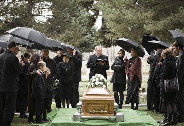 خدمات خاکسپاری با گروه موسیقی