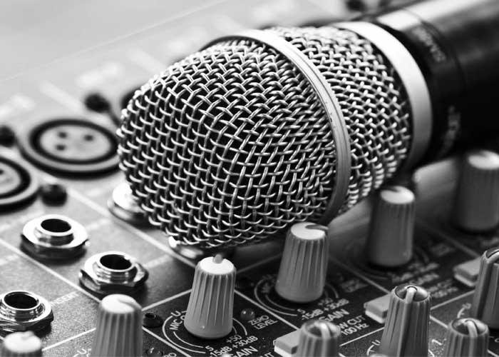 تامین سیستم صوتی