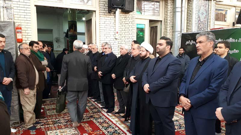 مراحل اجرای مراسم ختم در مسجد